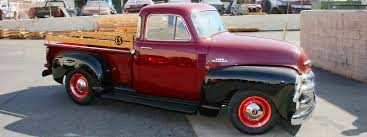 100 1947 Chevrolet Truck TCI Engineering 1954 Chevy Suspension 4link Leaf