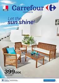 chaise de plage carrefour catalogue carrefour 25 03 31 05 2014 by joe issuu