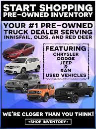 100 Patriot Truck Sales Innisfail Chrysler Dodge Jeep Ram