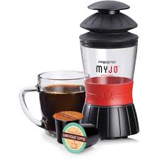 Presto MyJoTM Single Cup Coffee Maker 02835