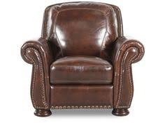 Mathis Brothers Sofa And Loveseats by Bht 126rlo Bernhardt Briggs Leather Recliner Mathis Brothers