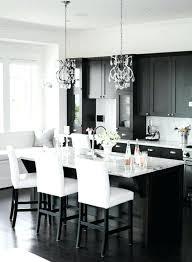 chaise blanche de cuisine bar de cuisine design chaise haute blanche de bar de cuisine en