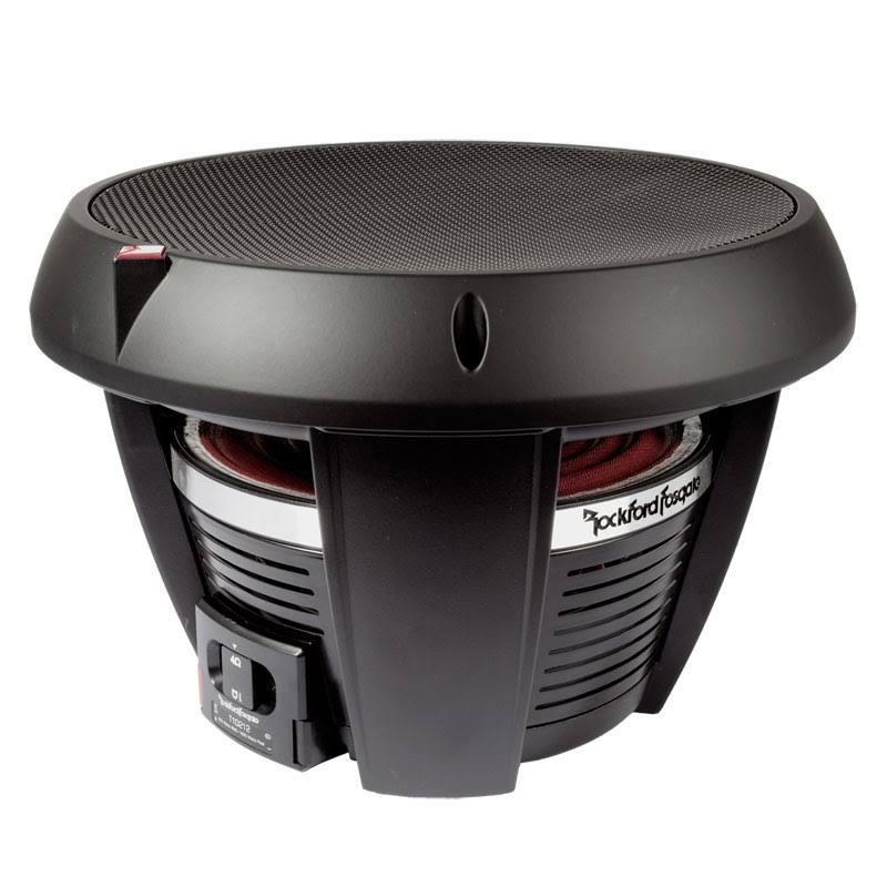 Rockford Fosgate Power Subwoofer - 1600W, Black, 12""