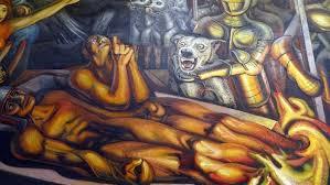 manita de gato a los murales del palacio de bellas artes paredro com