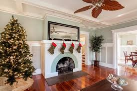 1920s Vintage Bungalow Holiday Decor Home Staging For Keller Williams