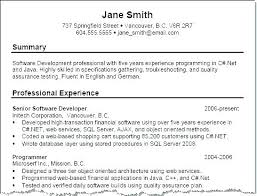 Best Resume Titles Good Examples Title