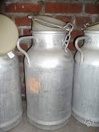 pot a lait inox bidon à lait occasion