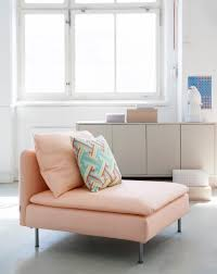 Ikea Soderhamn Sofa Assembly by Just Peachy Söderhamn 1 Seater Module In Peach Panama Cotton Www