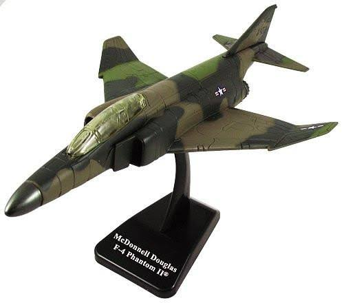 InAir E-Z Build F4 Phantom Model Kit