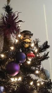 Nightmare Before Christmas Tree Topper Ebay by 161 Best Black Christmas Images On Pinterest Black Christmas