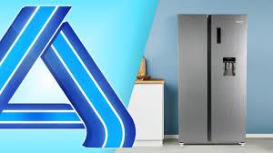 4 sterne und flügeltüren side by side kühlschrank im aldi