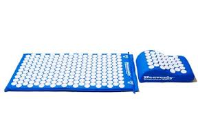 Bed Of Nails Acupressure Mat by Complete Acupressure Mat Acupressure Mat U0026 Pillow Combo Blue