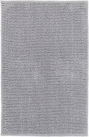 ikea 904 222 51 toftbo badematte grau weiß melange