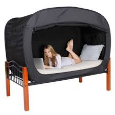 buy black bed tent from bed bath beyond