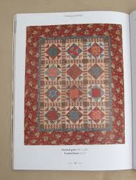 "Book Review ""Civil War Legacies Quilt patterns for reproduction"