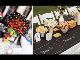 Graduation Table Decorations To Make diy graduation decorations ideas youtube