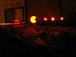 Pac Man Pumpkin Pattern by Awesome Pumpkins That U0027s Awesome