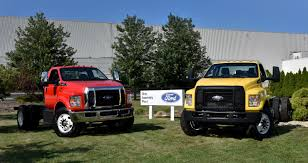 Ford Secures 1,000-Plus U.S. Jobs, Starts Production Of All-New Ford ... 2017 Ford F650xlt Extended Cab 22 Feet Jerrdan Shark Bed Rollback 2012 Ford F650 To Be Only Mediumduty Truck With Gas V10 Power 1958 Medium Duty Trucks F500 F600 1 12 2 Ton Sales 1999 F450 Tpi Built Tough F350 Flatbed F750 Plugin Hybrid Work Truck Not Your Little Leaf Sonny Hoods For All Makes Models Of Heavy 3cpjf Builds New In Tucks And Trailers At Amicantruckbuyer 2018 Sd Straight Frame Pickup Fordca Unique Super Wikiwand Cars
