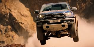 Ford Ranger Raptor Stars In Its Own Action-Movie Trailer | BestRide