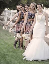 Country Wedding Bridesmaid Dress Ideas Dresses Tulle Chantilly Blog Indoor
