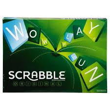 Scrabble Tile Value Calculator by Scrabble Original Board Game The Warehouse