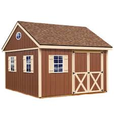 12x20 Shed Material List by Best Barns Denver 12 Ft X 20 Ft Wood Storage Shed Kit
