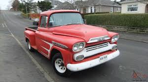 1958 CHEVROLET GMC APACHE UK REGISTERED,CALIFORNIA TRUCK,FITTED 327 ... 1958 Chevrolet Apache Stepside Pickup 1959 Streetside Classics The Nations Trusted Cameo F1971 Houston 2015 For Sale Classiccarscom Cc888019 This Chevy Is Rusty On The Outside And Ultramodern 3100 Sale 101522 Mcg 3200 Truck With A Twinturbo Ls1 Engine Swap Depot Editorial Stock Image Of Near Woodland Hills California 91364 Chevrolet Pickup 243px 1 Customer Gallery 1955 To