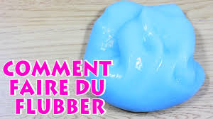 comment faire du flubber how to make flubber diy