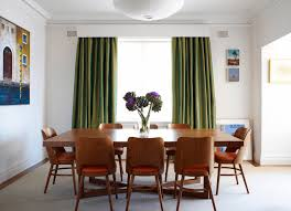 Collect This Idea Green Curtains And White Cornice