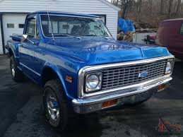 Is This Truck Still For Sale? 1969 Chevy C-10 Short Bed Step Side ...