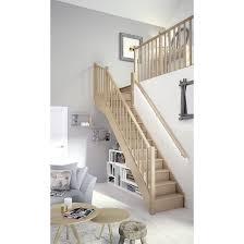 pose carrelage escalier quart tournant bois 1 qt haut pack standard escaliers
