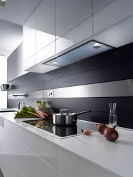 groupe aspirant cuisine built in cooker with integrated lighting llano gutmann