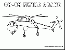 Amazing Army Helicopter Coloring Pages With And Print
