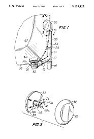 Bathtub Overflow Gasket Youtube by Patent Us5123123 Bathtub Overflow Control Device Google Patents