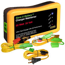Amazon.com: Battery Saver 2365-24 24V 50W Quick Charger And Auto ... Amazoncom Rally 10 Amp Quick Charge 12 Volt Battery Charger And Motorhome Primer Motorhome Magazine Sumacher Multiple 122436486072 510 Nautilus 31 Deep Cycle Marine Battery31mdc The Home Depot Noco 26a With Engine Start G26000 Toro 24volt Max Lithiumion Battery88506 Saver 236524 24v 50w Auto Ub12750 Group 24 Agm Sealed Lead Acid Bladecker 144volt Nicd Pack 10ahhpb14