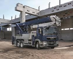 Böcker Launches 12 Tonne Truck Mounted Crane | Article | KHL