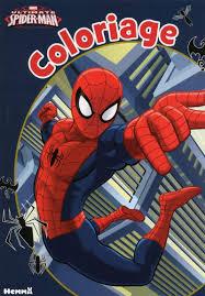 Coloriage Spiderman Coloriage Ultimate Spiderman Lizard Dessin L
