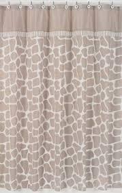 Sweet Jojo Zebra Curtains by Jojo Designs Shower Curtain Dinosaur