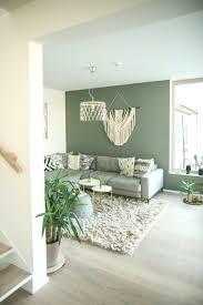 wohnzimmer mit grüner wandfarbe in 2020 wandfarbe