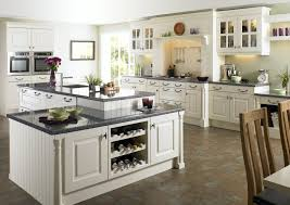 Kitchen Images Of Traditional Kitchens Decoration Rosewood In White Tone Pantry Table With Wooden Decor Black Countertop