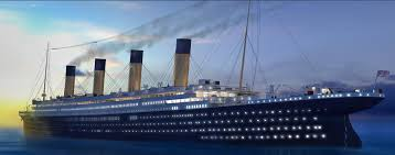 Sinking Ship Simulator The Rms Titanic by Soon You U0027ll Be Able To Experience The Titanic U0027s Sinking In A