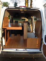 Cargo Van Conversion