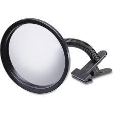 Extendable Bathroom Mirror Walmart by See All Portable Clip On Mirror Walmart Com