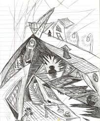 The Cabinet Of Doctor Caligari Online by Surreal Drawings Cinemassacre Productions