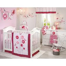 nojo butterfly bouquet crib bedding collection buybuy baby
