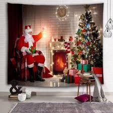 silvester weihnachten weihnachtsmann toiletten zabdeckung