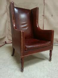 Antique Georgian Regency Full Leather Chesterfield Wing Back ... Avici Scroll Chesterfield Fireside Wingback Luxury Patchwork Chair The English Low Arm Leather Armchair By Indigo Fniture Wing Back Chair Devlin Lounges Chesterfield High Back Wing Chair 3d Model Cgtrader This Is A Wing Due To Its Tall Back With Extra Padding Or How Reupholster Wingback Diy Projectaholic In Orchid Red Oak Land Accent Chairs Modern Sofamaniacom Liberty Justice Home Pu Leather Office Swivel Luxury Adjustable Computer Desk Big