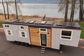 TINY HOUSE TOWN The Cayman From Tiny Innovations