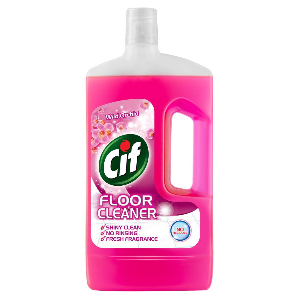 Cif Floor and All Purpose Cleaner - Wild Orchid, 1L