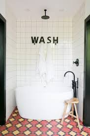 These Small Bathrooms Will Give You Remodeling Ideas Small Mid Century Modern Bathroom Elegant Inspired 37 Amazing Midcentury Modern Bathrooms To Soak Your Nses Design Vanity Hd Shower Doors And Paint In Remodel Floor Tile Best Of Ideas For Best Mid Century Bathroom Style Project Sewn With Metro Curtain 74 Most Magic Transform On Interior